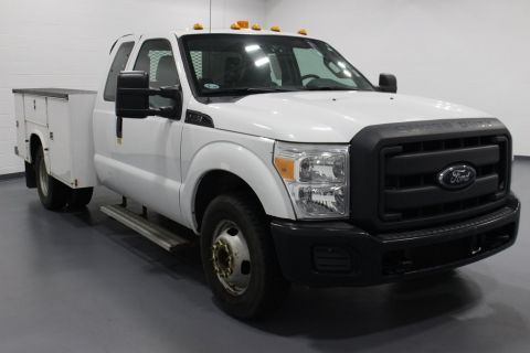 2012 Ford F-350SD XL